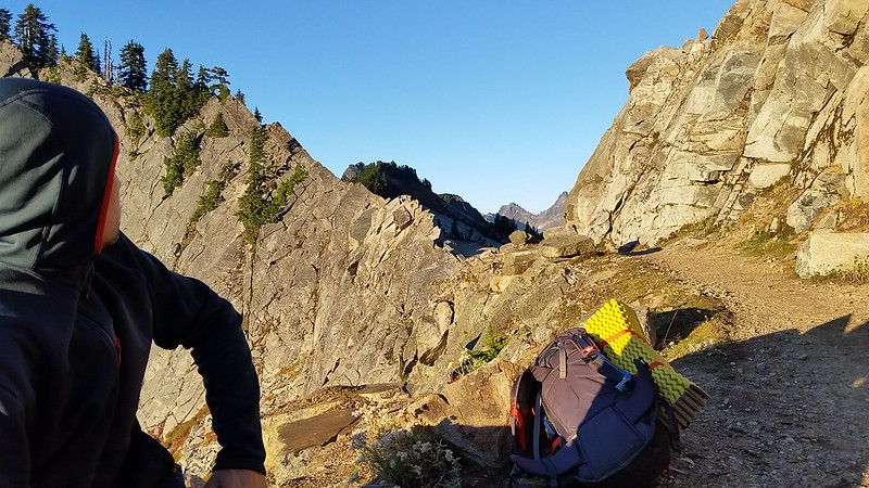 Mount Thomson via West Ridge