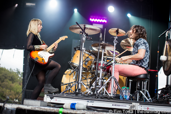 The Joy Formidable @ Landmark Music Festival-9