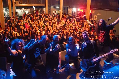 Vita Imana - Hangar Metal Fest 2015