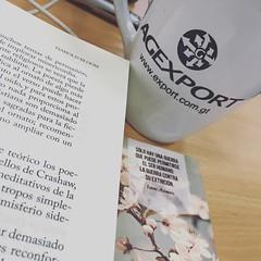 En #AGEXPORT un buen lunes inicia con una lectura de Harold Bloom y su crítica poética. Acá nos encanta esa línea de balance entre el placer poético alcanzable para la imaginación humana y la entereza humana para trabajar y crear más y mejores empleos.