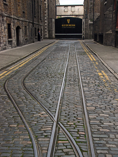 All Roads Lead to the Guinness Storehouse in Dublin Ireland