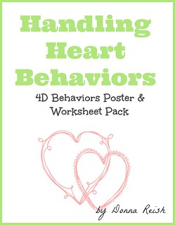 Handling Heart Behaviors Poster Pack