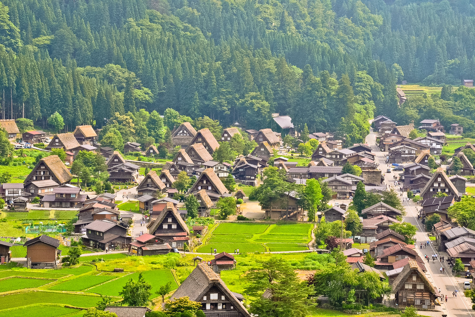 Visiting Shirakawa Gō Amp Staying The Night In A Traditional