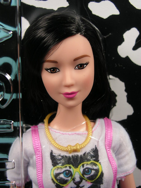 2014 Barbie Fashionistas CLN66 (1)