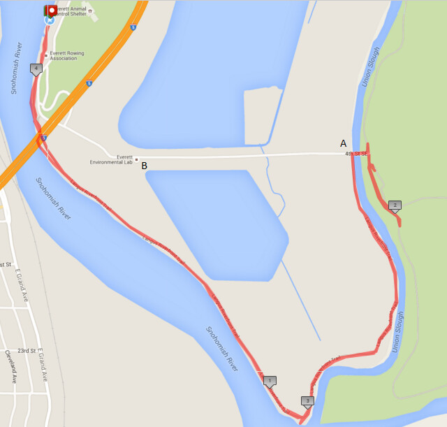 Today's awesome walk, 4.16 miles in 1:20, 8,942 steps