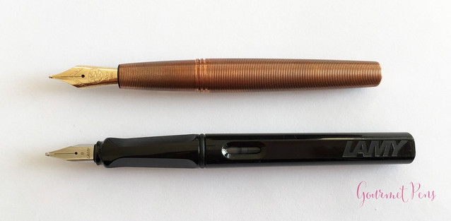 Review Tactile Turn Gist Fountain Pen @TactileTurn (5)