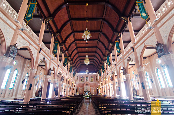 Chanthaboon Chantaburi Thailand Cathedral