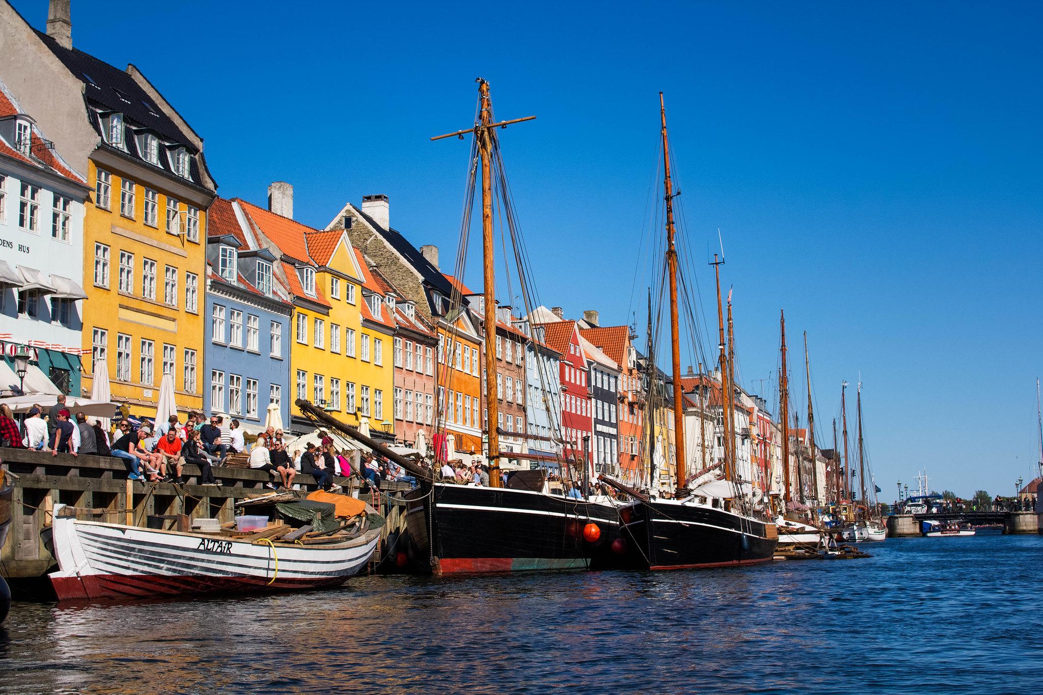 Nyhavn Canal Tour | Copenhagen on a Budget