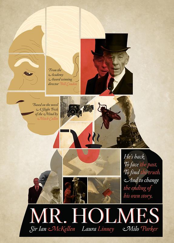 Mr. Holmes - Poster 3