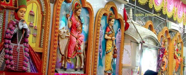 श्री दुर्गा मंदिर (Shri Durga Mandir) - 1/43 Moti Nagar, New Delhi - 110015 Delhi New Delhi
