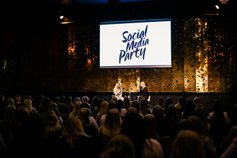 Social Media Party - 151205