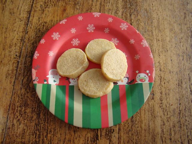 Biscoitos de Maple e Noz Moscada