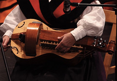 Instrumentos de Muyeres - Zanfona