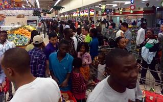 Shoprite, Manda Hill, Lusaka, Zambia