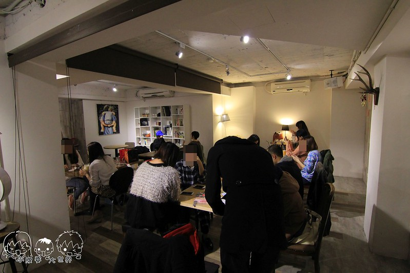 Cross Caf'e克勞斯咖啡店 063