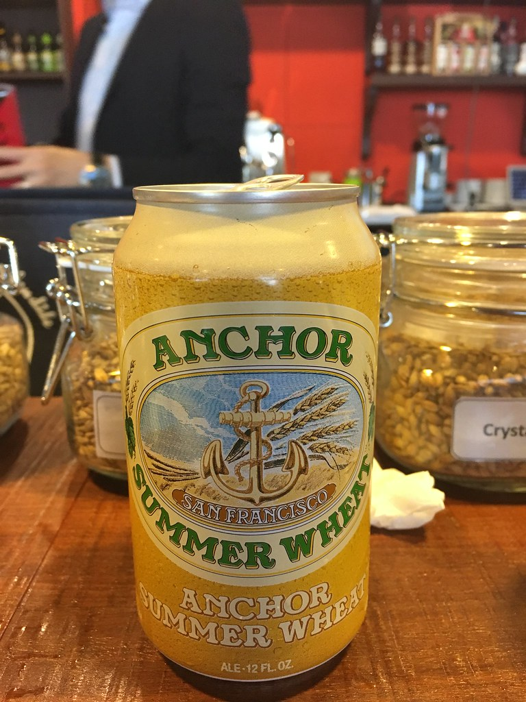Anchor tasting event