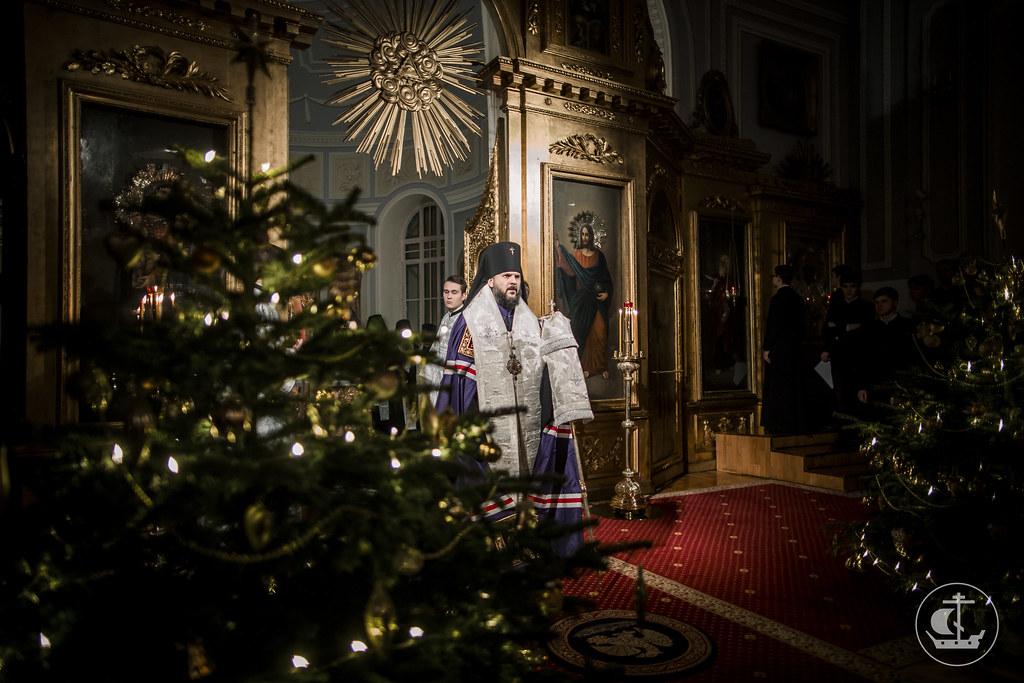 18 января 2017, Всенощное накануне Крещения Господня / 18 January 2017, Vigil on the Eve of the Theophany