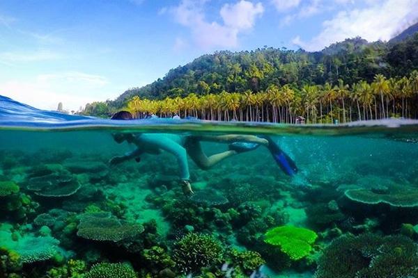Pantai Pasir Panjang Labengki 2