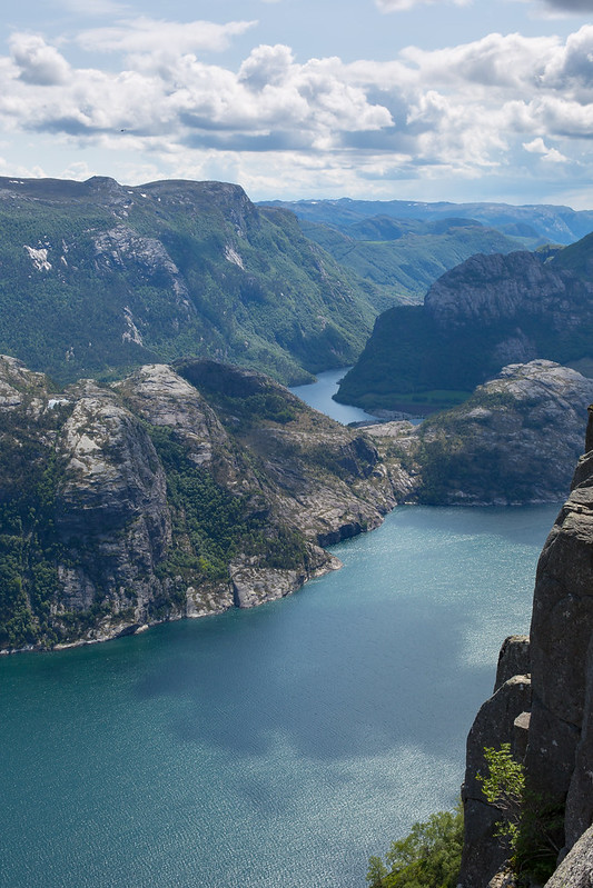 Norway. Pulpit Rock