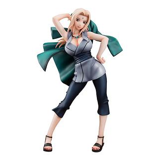 【更新官圖&販售資訊】除去百病的蛞蝓公主「NARUTO GIRLS」第二彈《火影忍者疾風傳》綱手