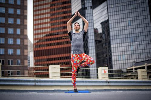 Yoga Stuff Around Da Burgh