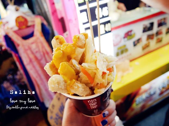 宜蘭羅東夜市美食小吃臭豆腐薯條 (3)