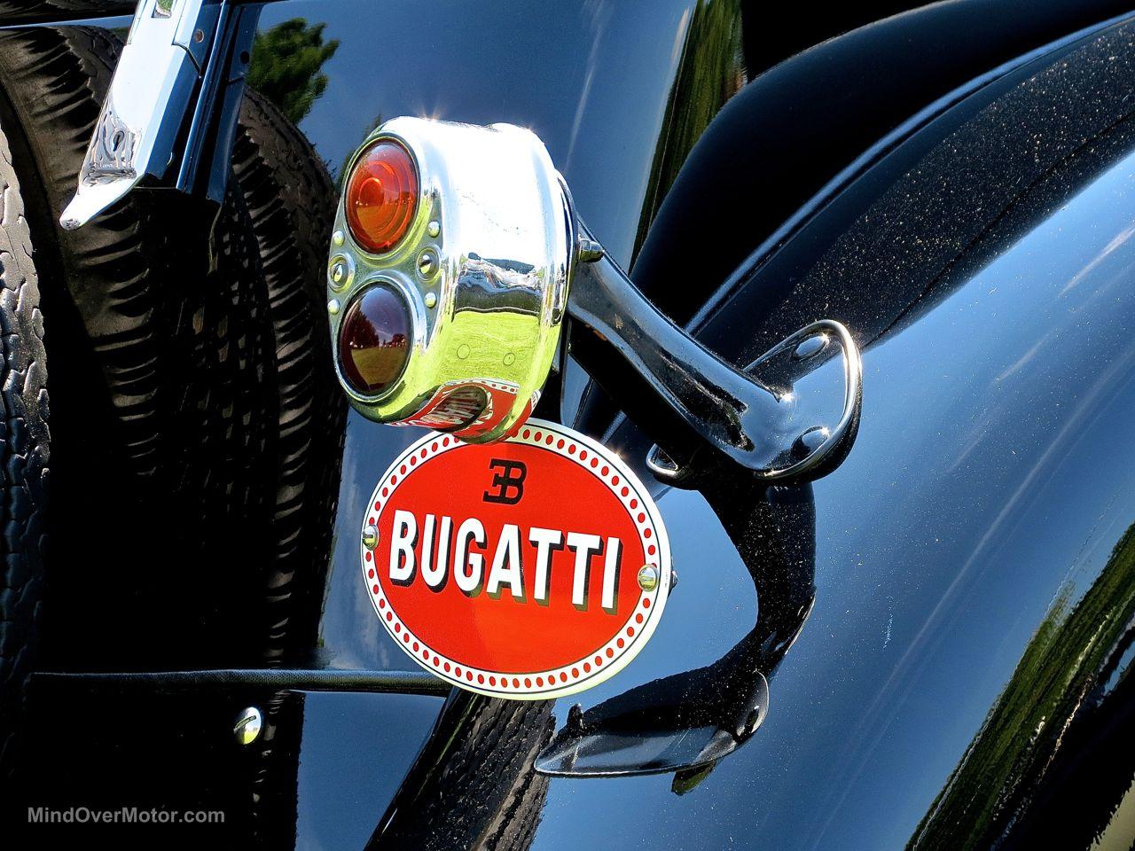 Bugatti Type 57 Concours Of America 3