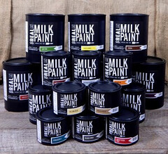 A makeover for Real Milk Paint