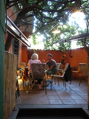 jardinet à Lucca