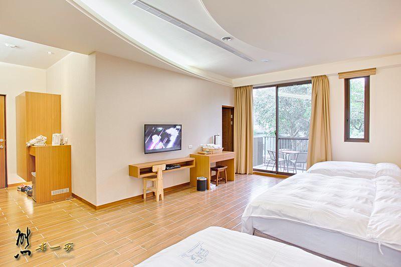 [南投集集深度旅遊住宿選擇] 兩腳詩集旅館|房型