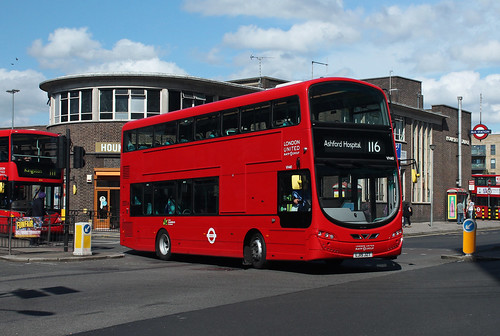 Route 116, London United, VH40, LJ15JZT