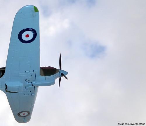 Hawker Hurricane 1:72 - Mitos del Aire