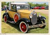 1931 Ford Model 'A' Cabriolet by Retired....with camera!