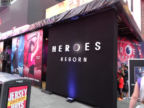 NYC 2015 Heroes