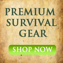 Survival Gear Ad