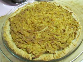 French Onion Pie