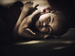 Motherless Child, Myanmar.