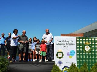 Campeonato Gallego de Veteranos 2015