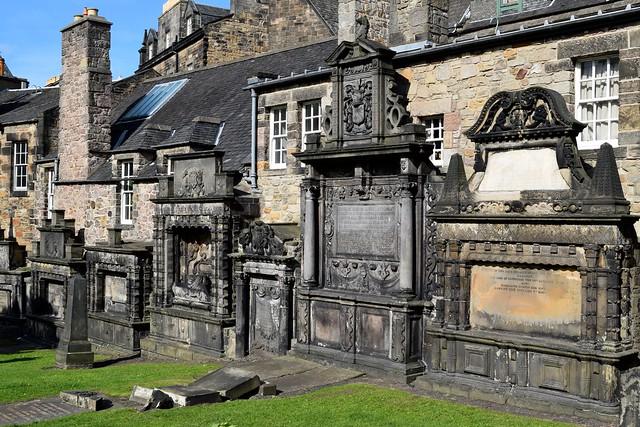 Greyfriars Cemetery, Edinburgh | www.rachelphipps.com @rachelphipps