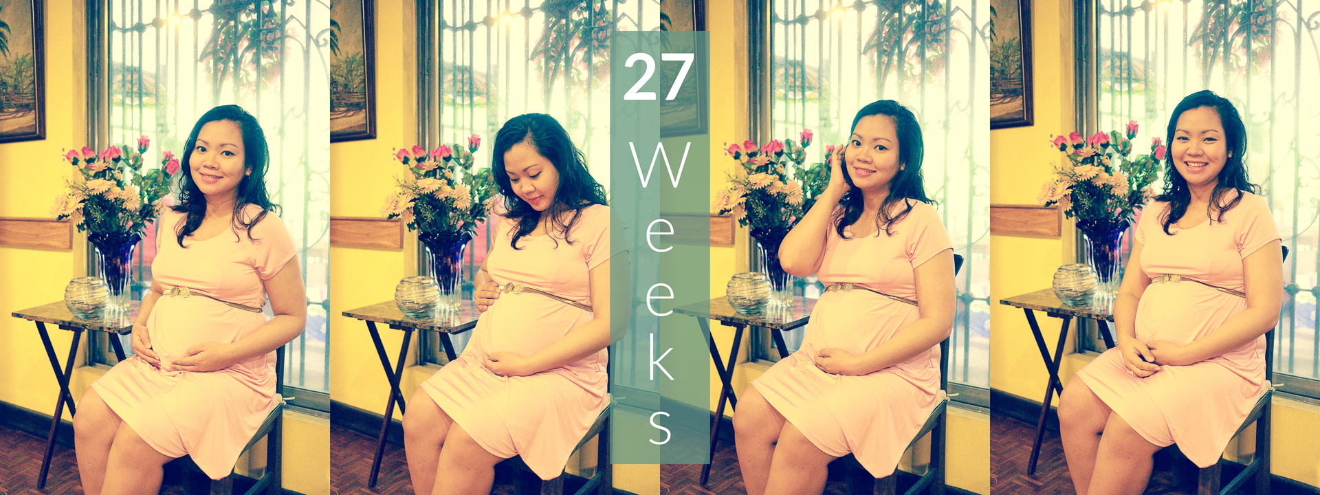 Pregnancy Diary: 27 Weeks and 4 Days (September 13)