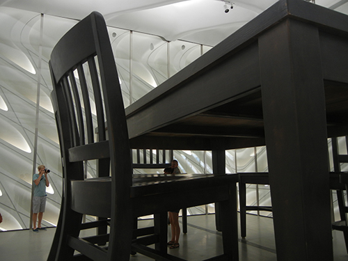 DSCN0396 _ Under the Table, 1994, Robert Therrien, Broad Museum, LA