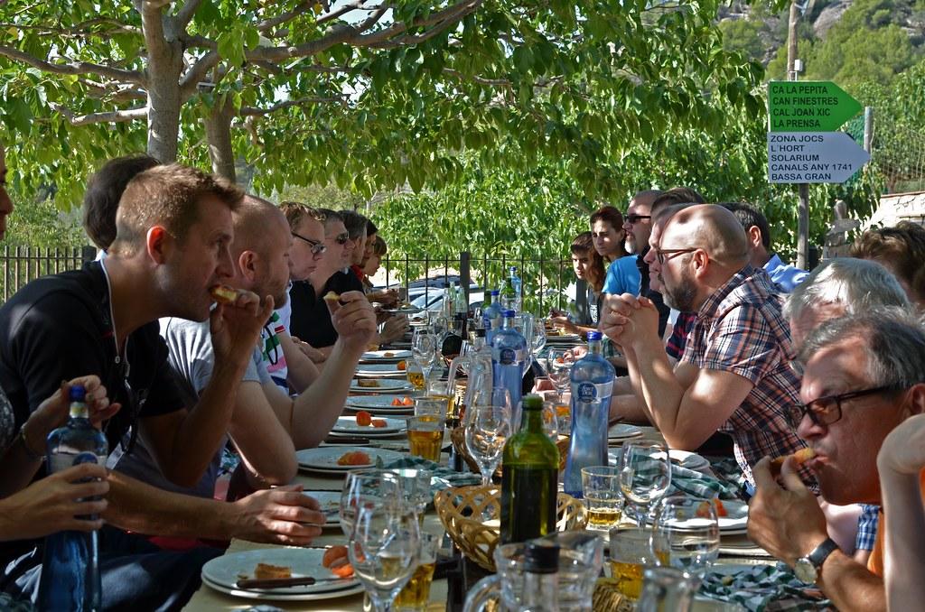 Härlig helg-lunch