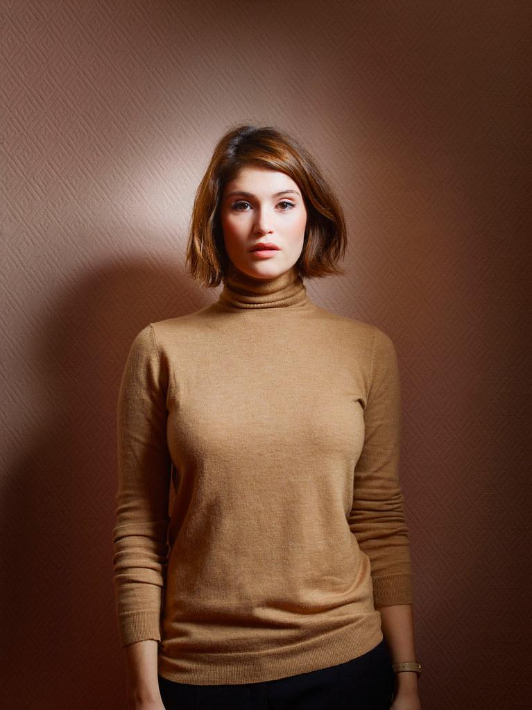 Джемма Артертон — Фотосессия для «Telegraph» 2014 – 5