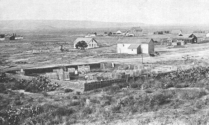El Campo in Old Town, 1888