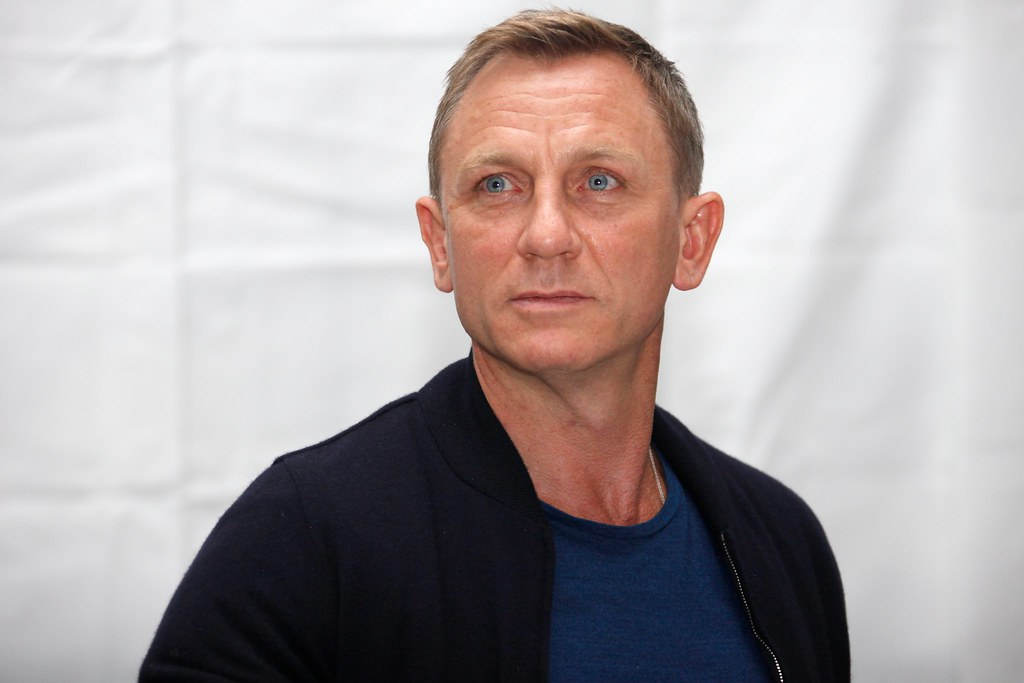 Дэниел Крэйг — Пресс-конференция «007: СПЕКТР» 2015 – 31