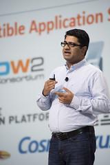Anil Gaur, Java Keynote, JavaOne 2015 San Francisco