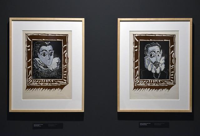 """Exposición """"Picasso y el museo"""""""