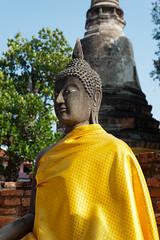 Wat Yai Chai Mang Khon - Ayutthaya  - Thailand