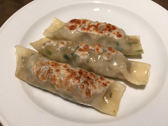 Fried dumplings - Renaissance Beijing Wangfujing Hotel