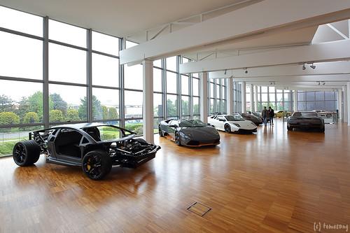 Museo Lamborghini 103